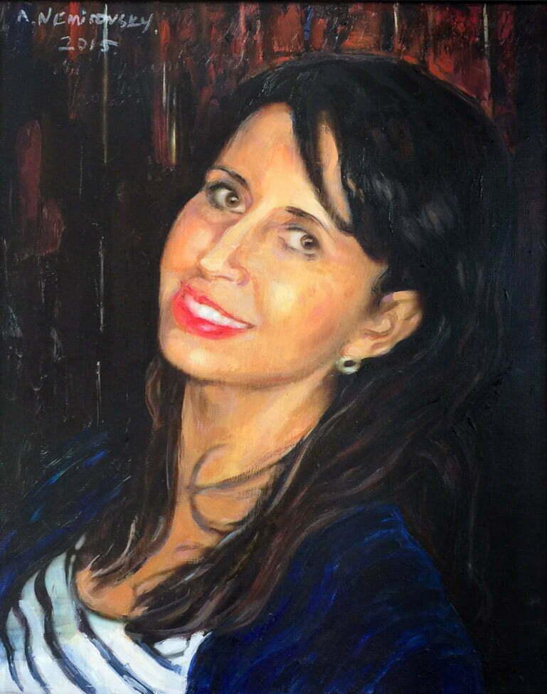 Portrait of Regina